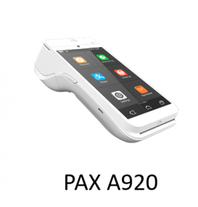 PAYサービス PAX A920